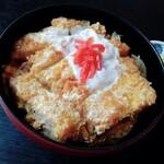 寿し政 - 料理写真:寿し政のカツ丼