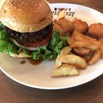 cafe.burger.bar wagyuboy nakamura - 料理写真: