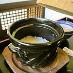 15256164 - 土鍋炊きご飯