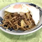 石田屋やきそば店 - 実食