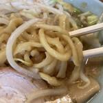 麺通 - 麺アップ