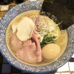 タコノミ - 特製 塩そば(1050円)