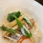 ハーブ&おいしい野菜塾レストラン - 料理写真:魚