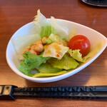 インデアン - 無料のサラダ
