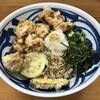 うどん 陣 - 料理写真:とり天ぶっかけ 760円(税込)