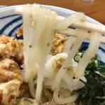 うどん 陣 - 麺最高‼︎