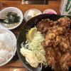 二代目蝦夷 - 料理写真:からあげ定食 980円(税込)
