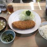 152578496 - ヒレカツ定食(1900円)