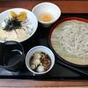 みのがさ - 料理写真:山かけ丼セット