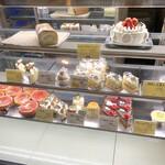 西洋菓子 無花果 - 料理写真:ショーケース