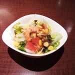 15259413 - セットのサラダ