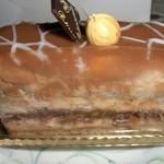ガトーめぐろ - チョコケーキ