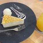 Cafe & Dining ICHI no SAKA - ミルクレープ