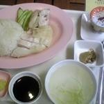 シンガポール・シーフード・エンポーリアム - 海南鶏飯