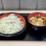 武州めん - 料理写真: