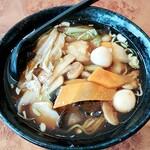 福星飯店 - 料理写真:五目メン