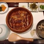 うなぎ処 山道 - 料理写真: