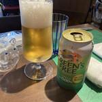 リストランテ アクアパッツァ - すごく美味しかったノンアルコールビール