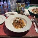 リストランテ アクアパッツァ - 本日のパスタ料理