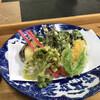 宮野屋 - 料理写真:山菜の天ぷら(税込み750円)