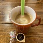 ローラーコースト - ホットコーヒー