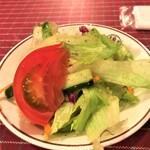 152617760 - 210604金 神奈川 洋食キムラ野毛店 サラダ