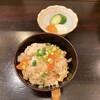 聞弦坊 - 料理写真:ランチサービス炊き込みご飯