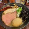 麺屋 照の坊 - 料理写真:味玉中濃煮干し980円