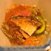 酒井商会 - 料理写真:鮑、茗荷、胡瓜、じゅん菜、酢橘ジュレ