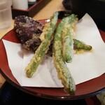 つぼみ家 - 野菜天