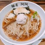 麺屋 鯛鯛 - 真鯛らーめん醤油