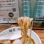 麺屋 鯛鯛 - 麺リフ