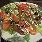 焼鳥ダイニング 和久 - 和久海鮮サラダ