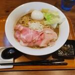 ラーメン裏 健やか - 料理写真: