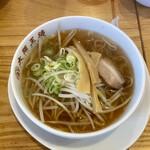 大阪王将 - 醤油ラーメン(小)