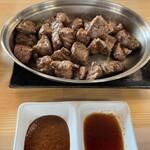 黒酢南蛮定食たかもとや - 料理写真: