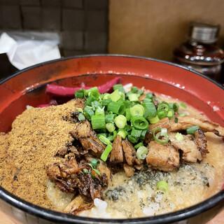 幸丼 - 料理写真:トロロ丼