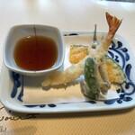 グラスコート - 天ぷら