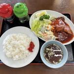 日立食堂 - 料理写真: