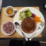 食堂カフェ potto - 料理写真: