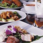 ホテルオークラレストラン三鷹 チャイニーズガーデン 桃亭 - 料理写真:本格中国料理