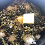 コーヒープラザイースト - 石焼たかな飯