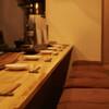 寿司割烹酒場 ゐまる - 内観写真:カウンター席