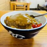 河金 - 河金丼(750円)