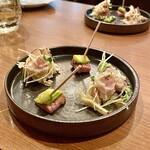フランス惣菜と串カツ マルブラード - 料理写真:
