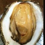 伊良湖亭 - 岩牡蠣!プリっぷり