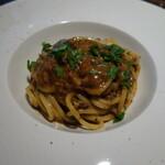 セラフィーノ - 牛すね肉と生ポルチーニのボロネーゼ