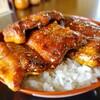 かも川 - 料理写真:上うなぎ丼