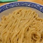 中華そば 青葉 - 平打太麺