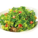 グリーンハーブサラダ